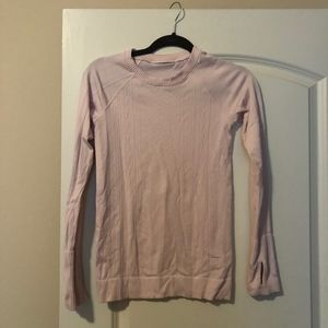 Lululemon Restless long sleeve